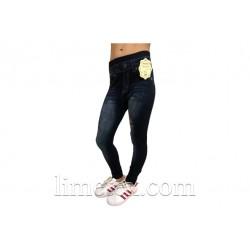 Лосины для девочки под джинс