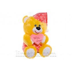Мягкая игрушка Медвежонок Сластена