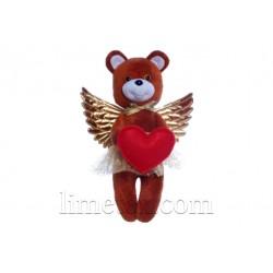 Мягкая игрушка Мишка Ангелочек
