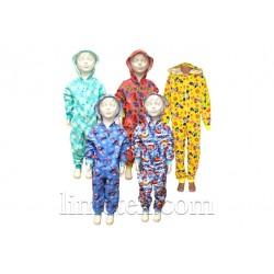 Пижама - спальник детская