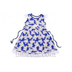 Літня сукня для дівчинки