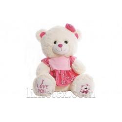 Мягкая игрушка Медвеженок Николь