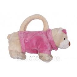 Сумочка-собачка для девочек